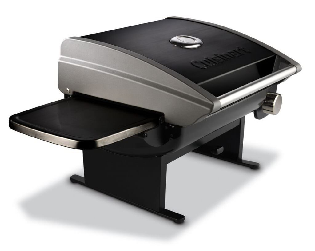 Cuisinart CGG-200B All Foods Tabletop Gas Grill, Black