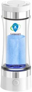 GOSOIT Hydrogen Alkaline Water Bottle