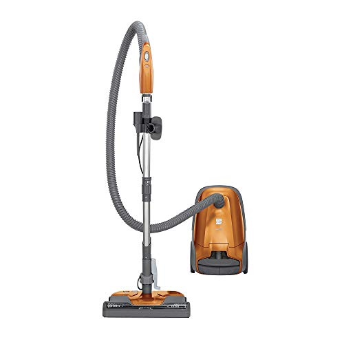 Kenmore 81614 Pet Friendly Lightweight Bagged Canister Vacuum with Pet PowerMate